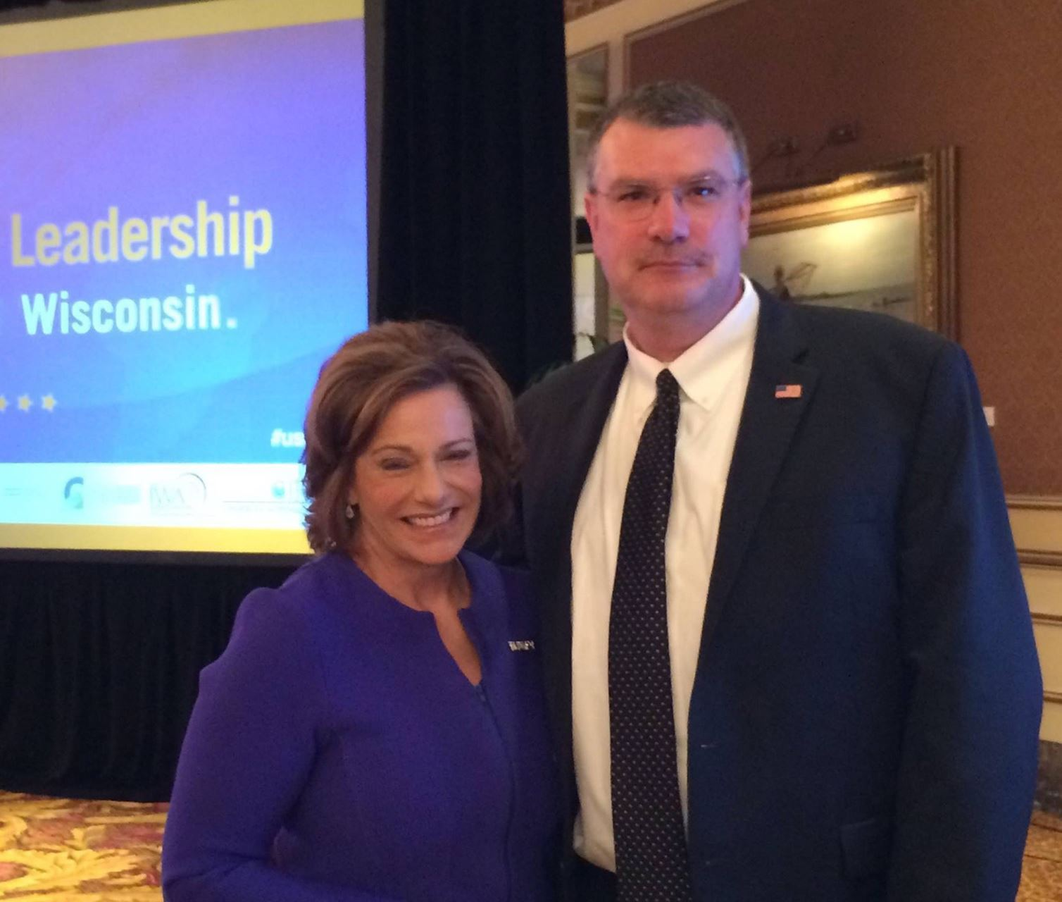 Former National Security Advisor KT McFarland and executive Director Steve Kohlmann